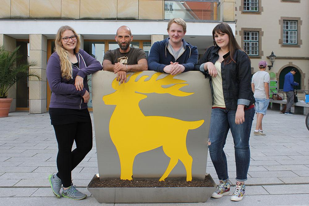 Jugendforum Sigmaringen AG Kulturveranstaltungen