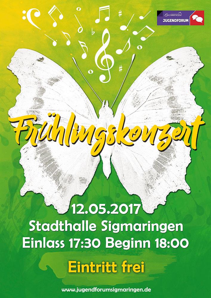 Jugendforum Sigmaringen Frühlingskonzert