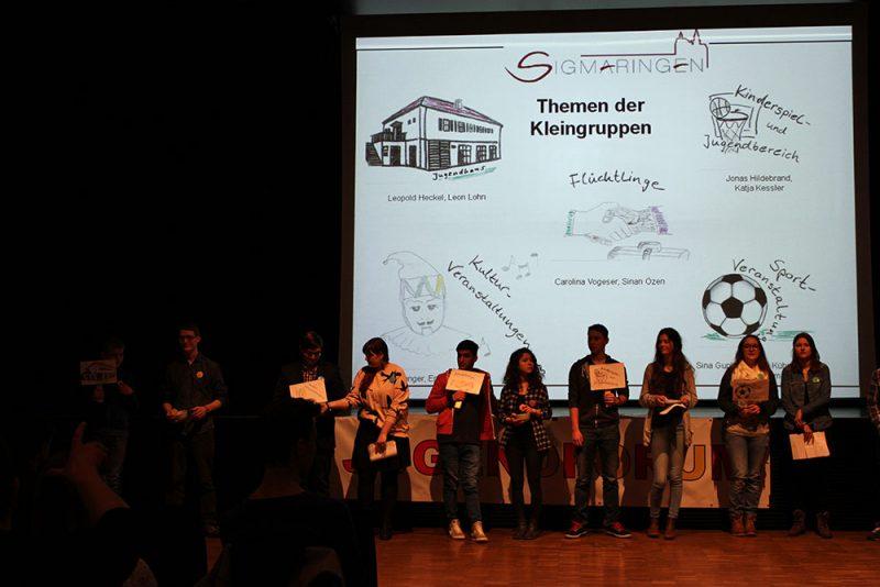 Jugendforum Sigmaringen Aktionstag